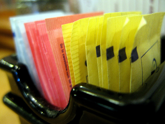 Artificial Sweeteners May Lead to Weight Gain