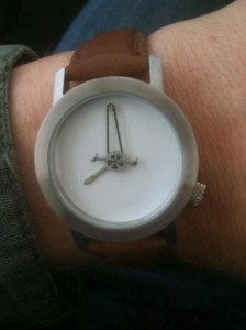time for cycling - if anyone can find out where to get this watch from, let me know.