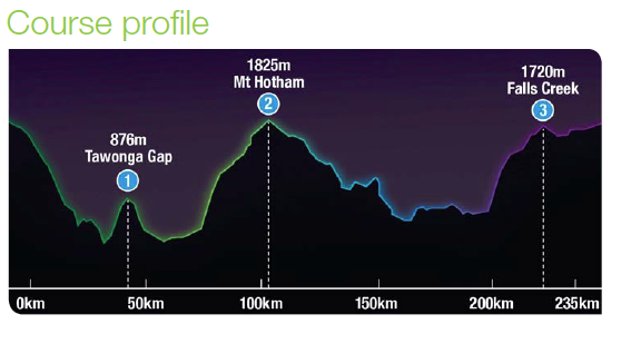 The course profile