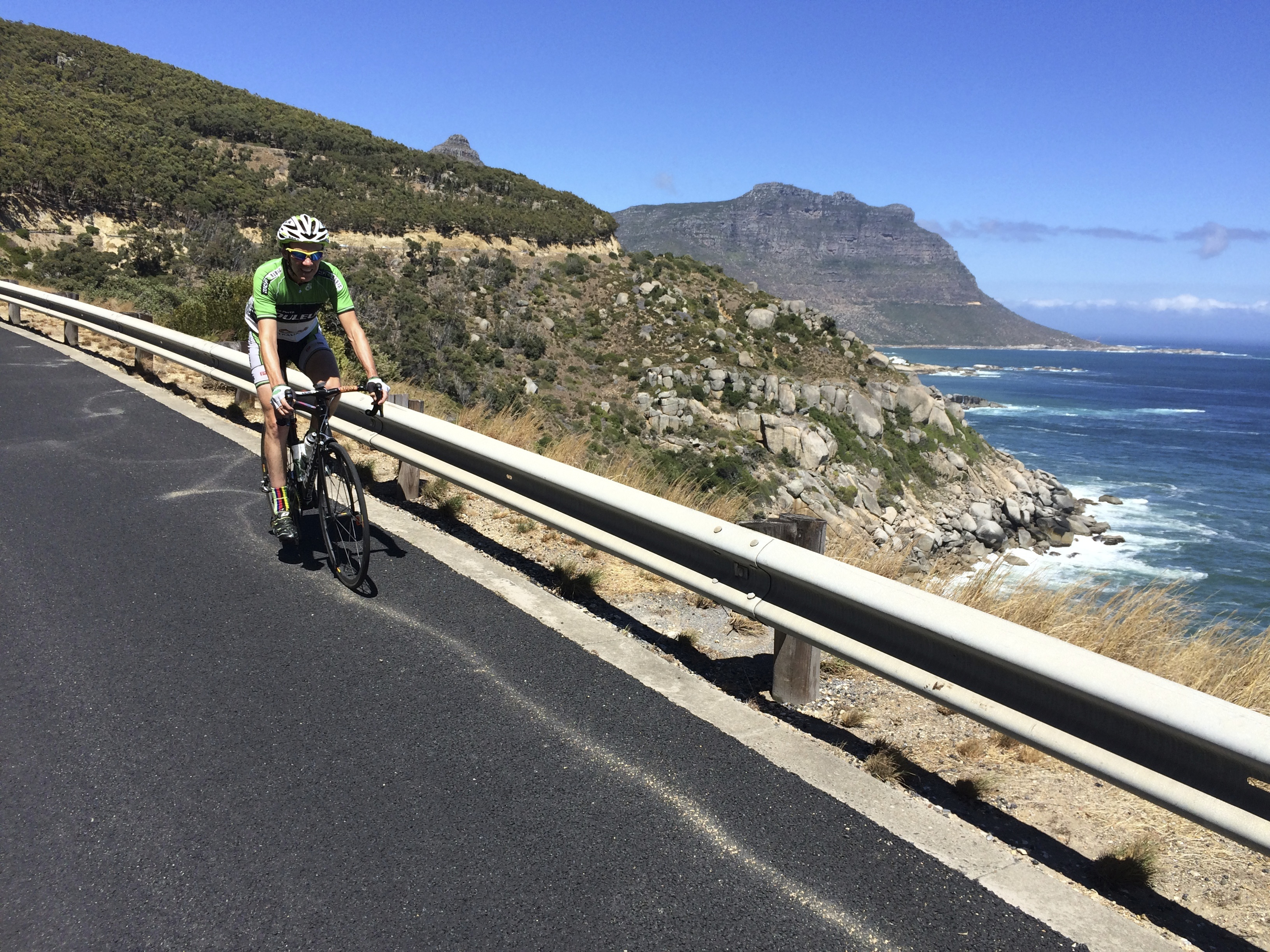 Haut Bay to Camps Bay, Saturday 8 March 2015 - picture courtesy of Mark de Castro