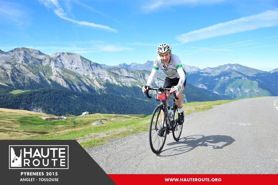 On the way to the summit of Hautacam, 17 Aug 2015. Picture courtesy of Hauteroute.org