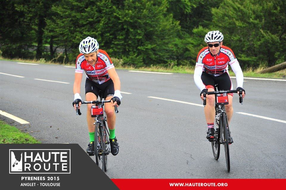 Climbing the Col du Burdincurutcheta with Niall, 15 August. Picture courtesy of hauteroute.org