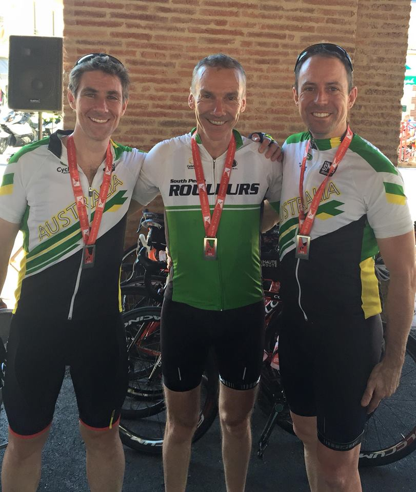 Niall Henry, Jim Flynn & Jacques Pretorius, 21 August 2015