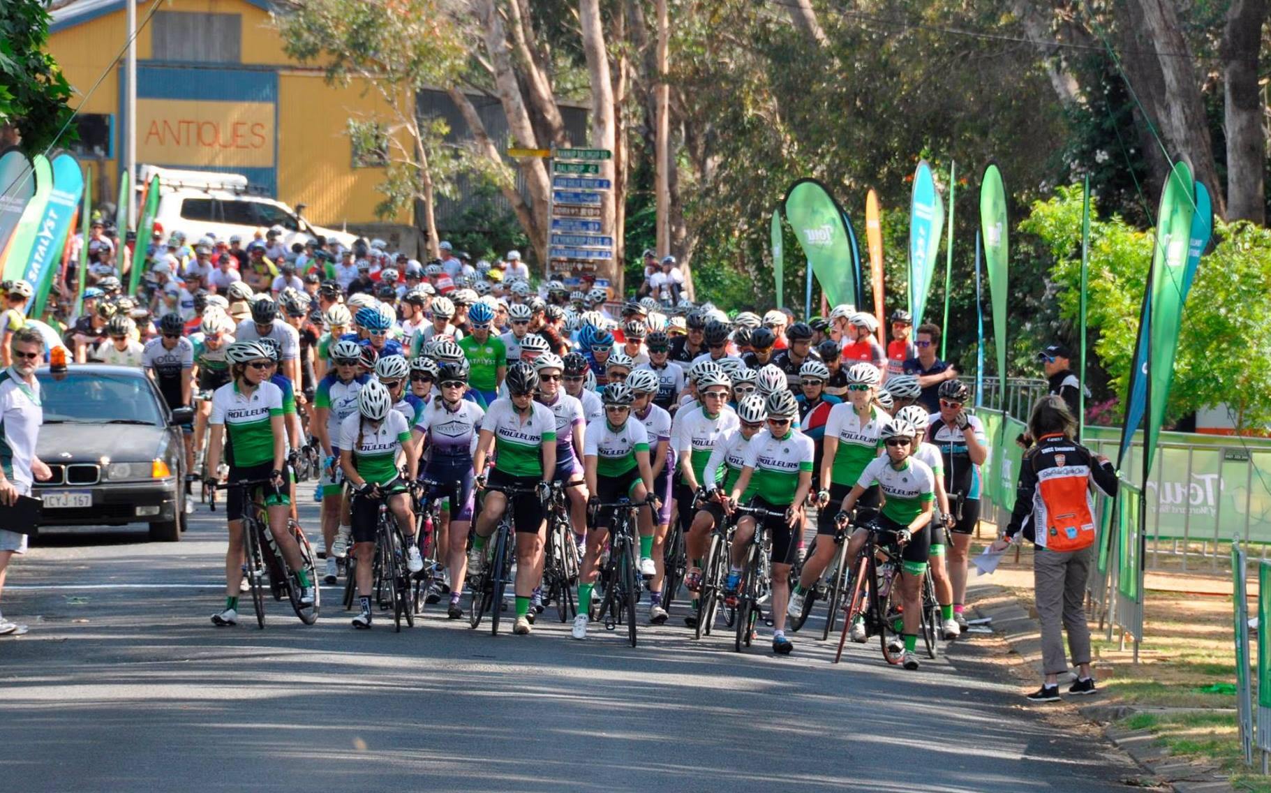 Womens Start Bunch Nannup 2016