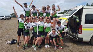 Womens SPR Racers Witchcliffe 2016