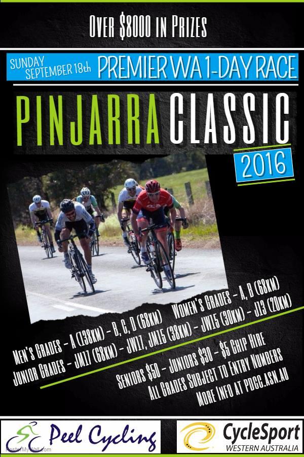 Pinjarra Classic Poster 2016