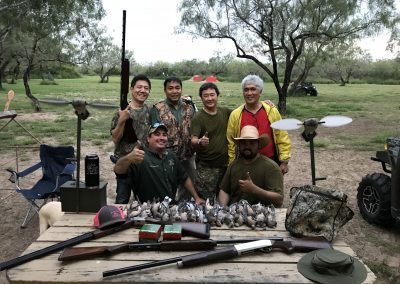 Dove Hunting .... Great Times!