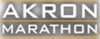 Akron Marathon logo
