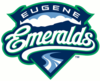 Eugene Emeralds logo
