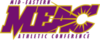 Mid-Eastern Athletic Conference (MEAC) logo