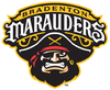 Bradenton Marauders logo