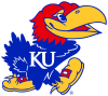 Kansas Jayhawks logo
