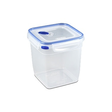 Sterilite Ultra-Seal 12 Cup Storage Container - Blue