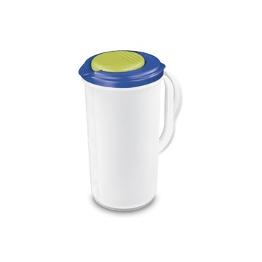2 Quart Round Pitcher by Sterilite