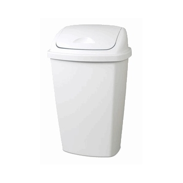 Sterilite 54 Qt Swing Top Trash Can