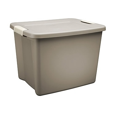 50 Quart Shelf Tote by Sterilite - Opaque