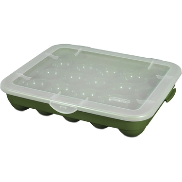 Sterilite Ornament Storage Case
