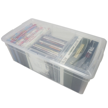 Stackable DVD Storage Stackable CD Storage Boxes Drawers