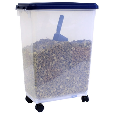 47 Qt  Pet Food Storage Container