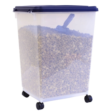 Iris 50 Lb. Pet Food Storage Container