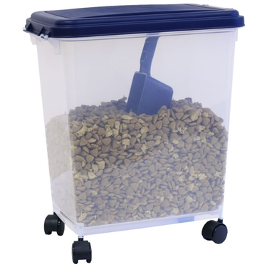 33 Qt Pet Food Storage Container