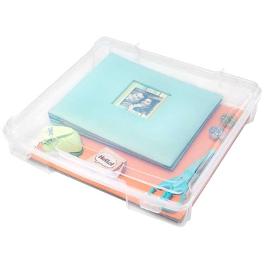 Iris 12 x 12 Scrapbook Case