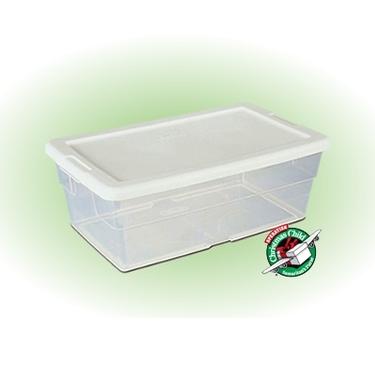 Plastic Operation Christmas Child Shoebox - Set of 12