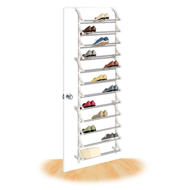 36 Pair Over Door Shoe Organizer