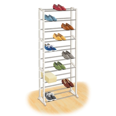 30 Pair Shoe Rack Tower