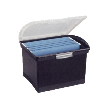 Sterilite® File Box - Pack of 4