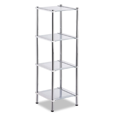 4 Tier Shelf-Contas Collection by Organize It All