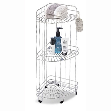 3 Shelf Corner Caddy by Organize It All