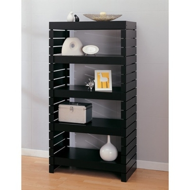 Devine Collection 4 Tier Shelf by Organize It All