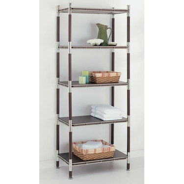 5 Tier Shelf - Baronial Collection by Organize It All