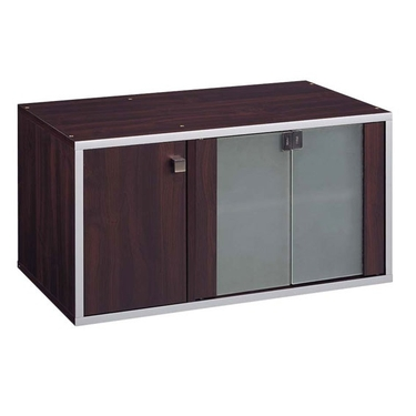 Media Unit Double Storage Cube-Quadrant Collection by Organize It All