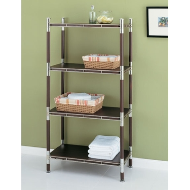4 Tier Shelf - Baronial Collection by Organize It All