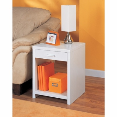 Side Table - Dawn Collection by Organize It All