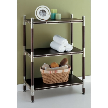 3 Tier Shelf - Baronial Collection by Organize It All