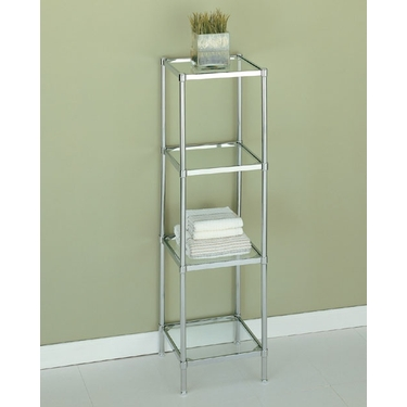 Four Tier Shelf Unit