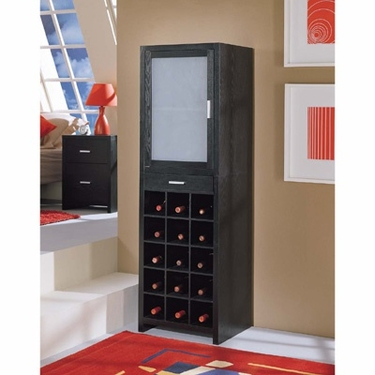 15 Section Wine Cabinet - Dusk Collection by Organize-It-All