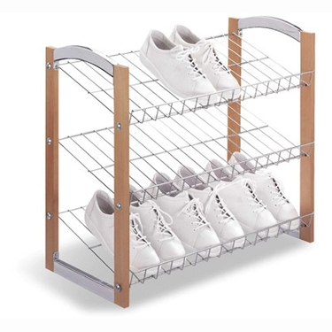 Concord 3-Tier Shoe Shelf by Organize It All