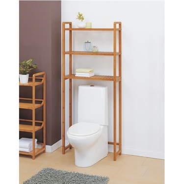 Neu Home Lohas Collection Bamboo Bathroom Spacesaver