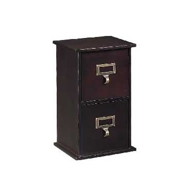 Bishop 2-Drawer CD Storage Unit by Organize It All