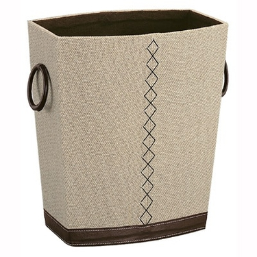 Riviere Collection Wastebasket by Organize It All
