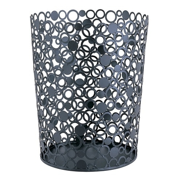 Slice Round Wastebasket by Organize It All