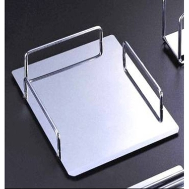 Reflections Chrome Document Tray by Organize It All: 62156