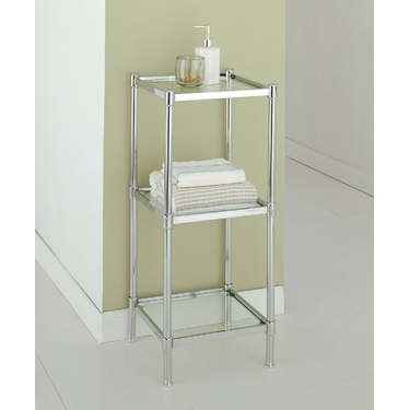 Three Tier Shelf Unit