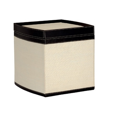 Stackable Storage Boxes - Jute Collection by Organize It All