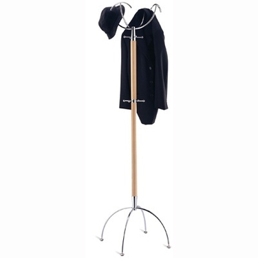 Standing Coat Rack by Organize It All