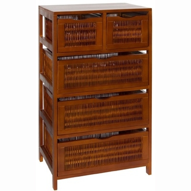 Willow 5-Drawer Storage Chest by Organize It All